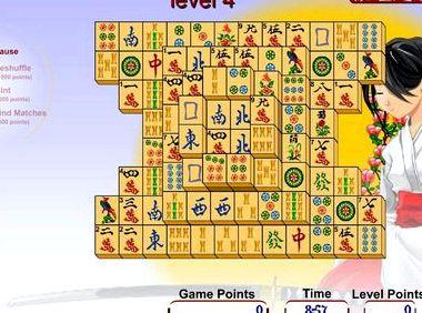 Бесконечный маджонг играть бесплатно во весь экран