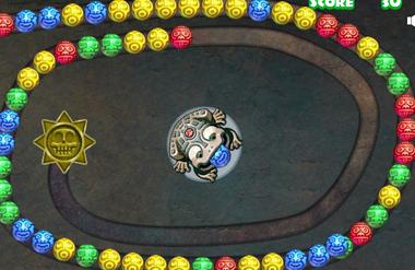 Бесплатные игры зума увлекательные шарики