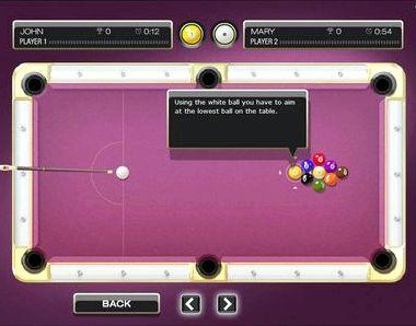 Бильярд как на денди играть онлайн