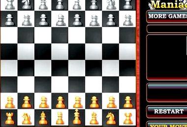 Блиц шахматы играть онлайн