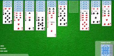 Флеш игры карты пасьянс