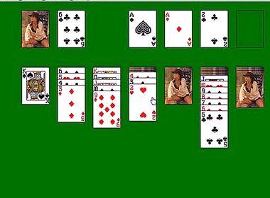 Игра косынка пасьянс 2