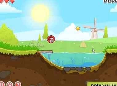 Игра красный шарик скачать бесплатно на компьютер