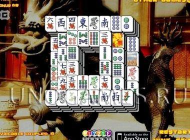 Игра маджонг дракона на онлайн