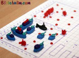 Игра морской бой для детей 5 лет