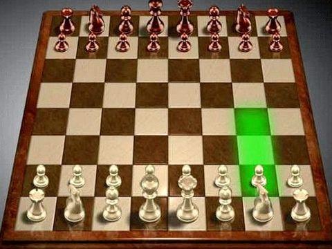 Игра шашки и шахматы с компьютером маленькое квадратное поле слева