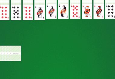 Игра солитер пасьянс играть бесплатно 1 масть