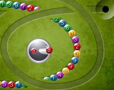 Игра зума математические шары играть бесплатно