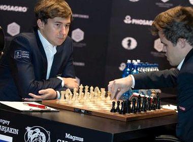 Играть в шахматы с магнусом карлсеном онлайн