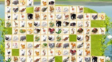 Игры маджонг животные онлайн бесплатно