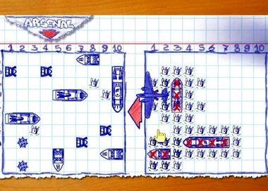 Игры морской бой 2