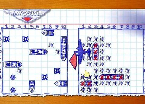 Игры морской бой 2 Persia на