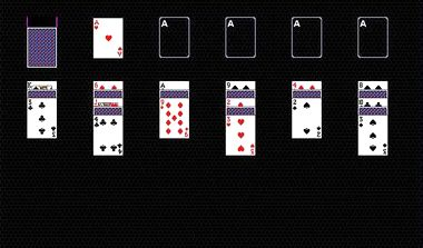 Игры онлайн пасьянсы чередование