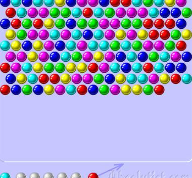 Игры онлайн шарики стрелок