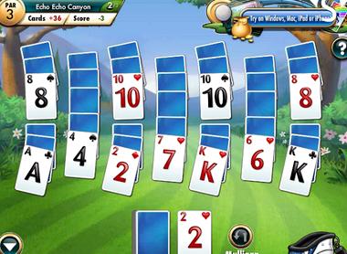 Игры пасьянс гольф фарватер онлайн бесплатно