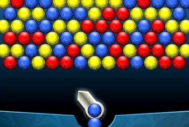Игры шарики пушистики онлайн