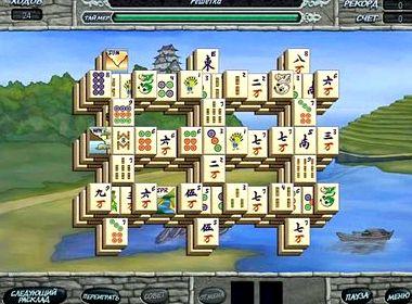 Японское домино играть онлайн бесплатно