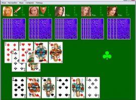 Эротическая карточная игра в дурака