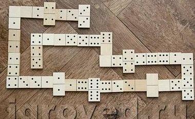Как хорошо играть в домино