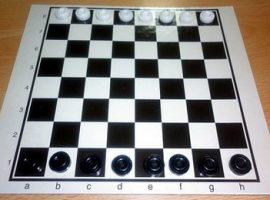 Как играть в шашки правила для начинающих