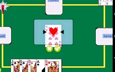 Карточная игра бридж играть онлайн