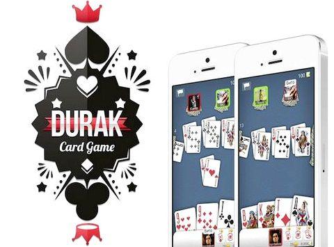 Карточный дурак играть онлайн Вначале вытягивается