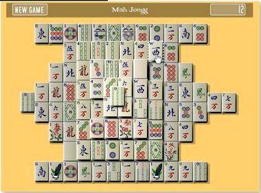 Карточный пасьянс маджонг играть онлайн бесплатно
