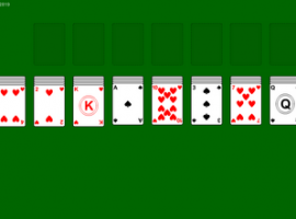Карты пасьянс косынка играть 2 масти бесплатно