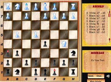 Легкие шахматы играть онлайн бесплатно