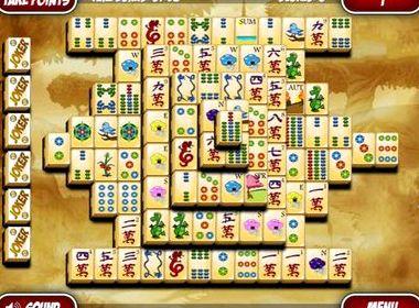 Маджонг королевский играть бесплатно во весь экран