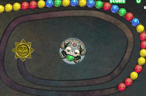 Новая зума играть бесплатно поля все шары