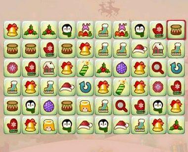 Новогодний маджонг играть бесплатно онлайн