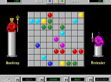 Онлайн игра линии 98