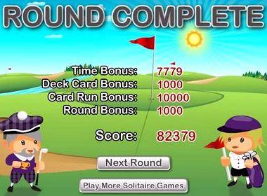 Пасьянс гольф играть бесплатно онлайн