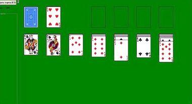 Игра тройная косынка онлайн