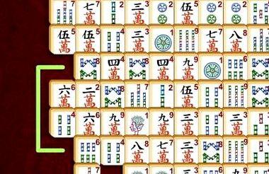 Пасьянс маджонг китайский соедини пары