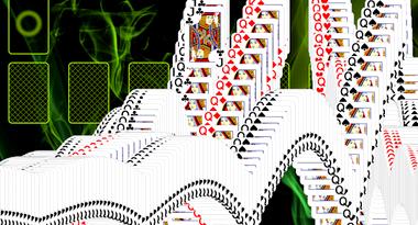 Пасьянс пирамида хеопса