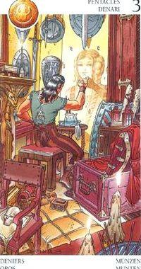 Пасьянс ведьмочки гадание онлайн