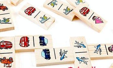 Правила игры в домино для начинающих детей