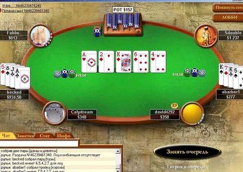 Правила покер омаха хай лоу Цель игры