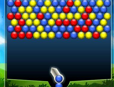 Прыгающие шарики играть бесплатно