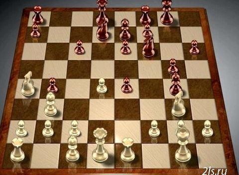 Шахматы играть с компьютером бесплатно легко Для начала