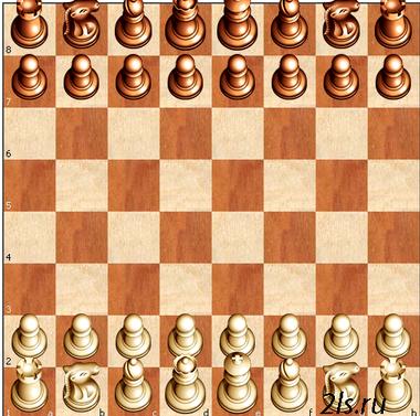 Шахматы онлайн играть с компьютером