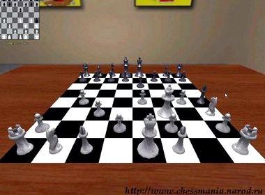 Шахматы скачать на компьютер на русском