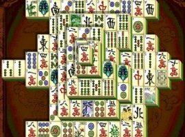 Шанхайский маджонг играть онлайн во весь экран