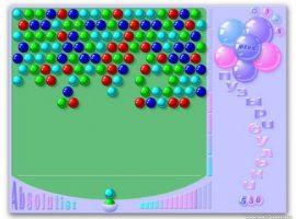 Шарики бульки играть онлайн бесплатно