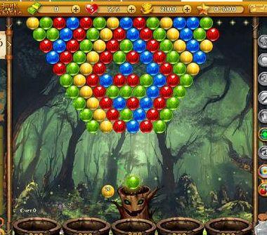 Шарики сбивать игра онлайн