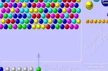 Шарики стрелок пузырями играть онлайн бесплатно