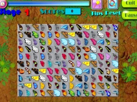 Скачать игру бабочки маджонг бесплатно провести за компьютером пару