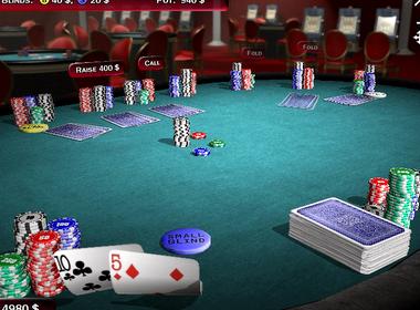 Скачать покер оффлайн на компьютер бесплатно